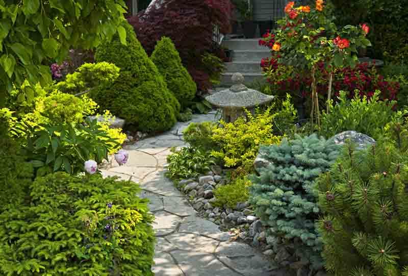pavimentos para jardines